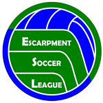 Escarpment Soccer League logo